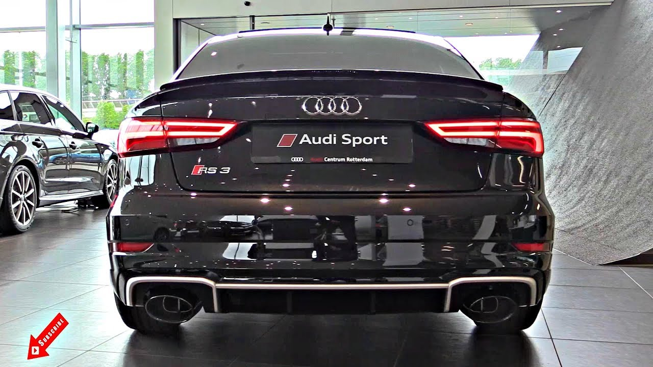 Audi RS3 Sedan 2019 NEW FULL Review Interior Exterior ...