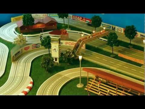 Faller AMS racing (HO slot car racing)