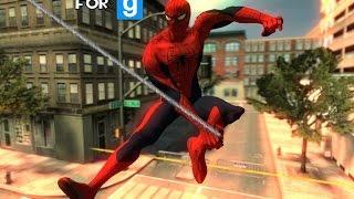 Garry S Mod Spiderman Mod