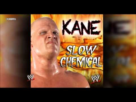 """WWE: """"Slow Chemical"""" (Kane) Theme Song + AE (Arena Effect)"""