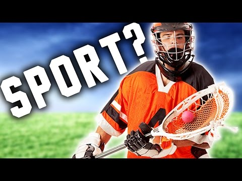GREATEST SPORT EVER? (Casey Powell Lacrosse 16)