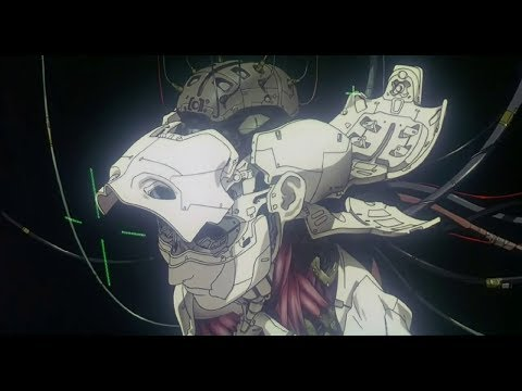 Ghost in the Shell (1995) Opening HD