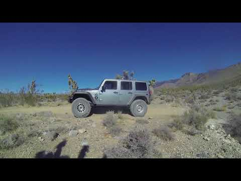 Fenceline Road - Southern Nye County, Nevada