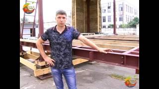 видео Технология строительства модульных зданий