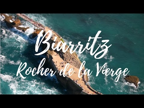 BIARRITZ • Rocher De La Vierge | Shores of Freedom
