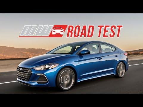 2017 Hyundai Elantra Sport Road Test