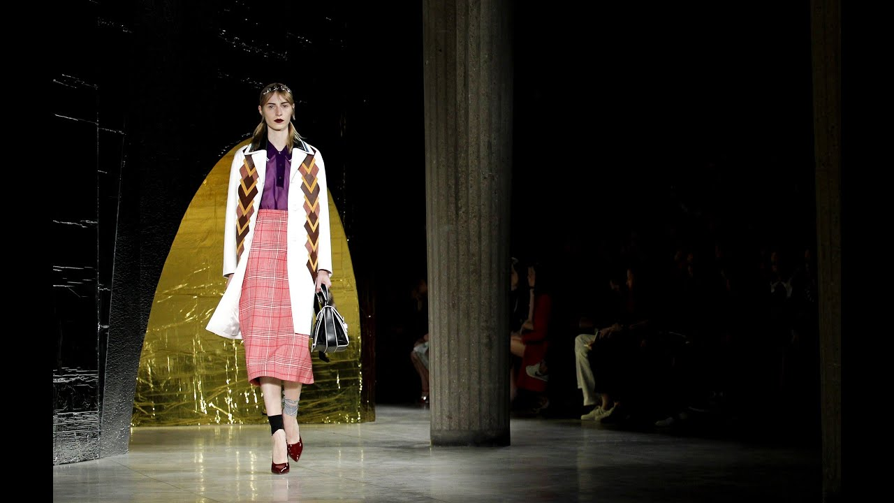 Miu Miu | Spring Summer 2016 Full Fashion Show | Exclusive