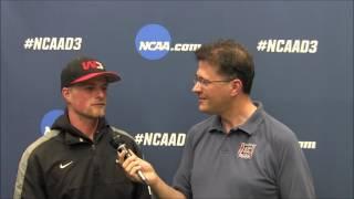 W&J catcher-closer Derek Helbing interview