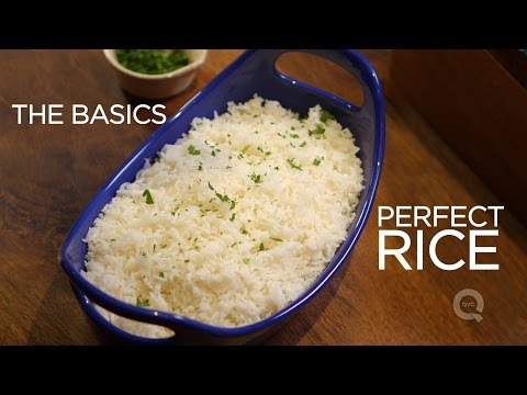 How to Make Gluten-Free Basmati Rice The Basics on QVC