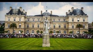 Dicas de Paris / Jardim Luxembourgo - Parte 1