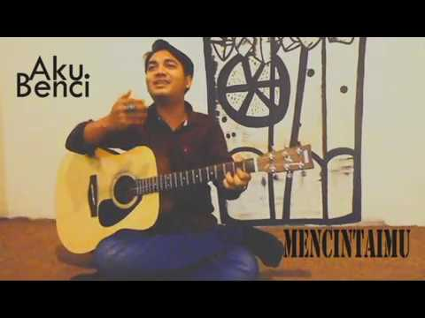 COVER LAGU SAMPE NANGIS !! NAIF BENCI UNTUK MENCINTA COVER BY NANDA