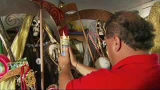 Mexicans seek spiritual solace amid chaos