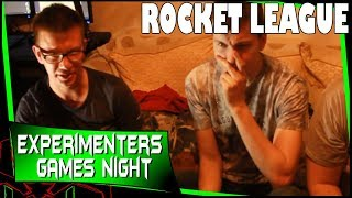 Experimenters Games Night #2 - USB Sex Toys! (Rocket League)