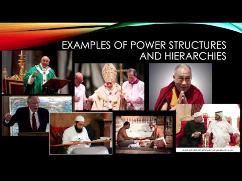 Hierarchy and power structures