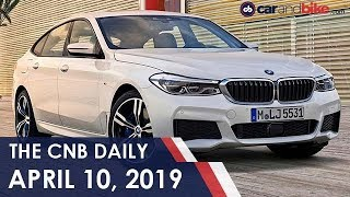 BMW 620d Launched | Land Rover Velar | MG Hector eZS