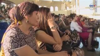 Это не по-ингушски  (Танцы зрителей на сцене) 11/09/2017