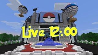 Live 12:00 Otwarcie servera Pixelmon