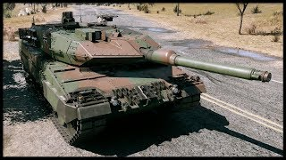 Double Leopards, Double Fun || War Thunder Gameplay