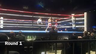 Lightweight bout: George Kambosos Jr Vs JR Magboo - Raw Video