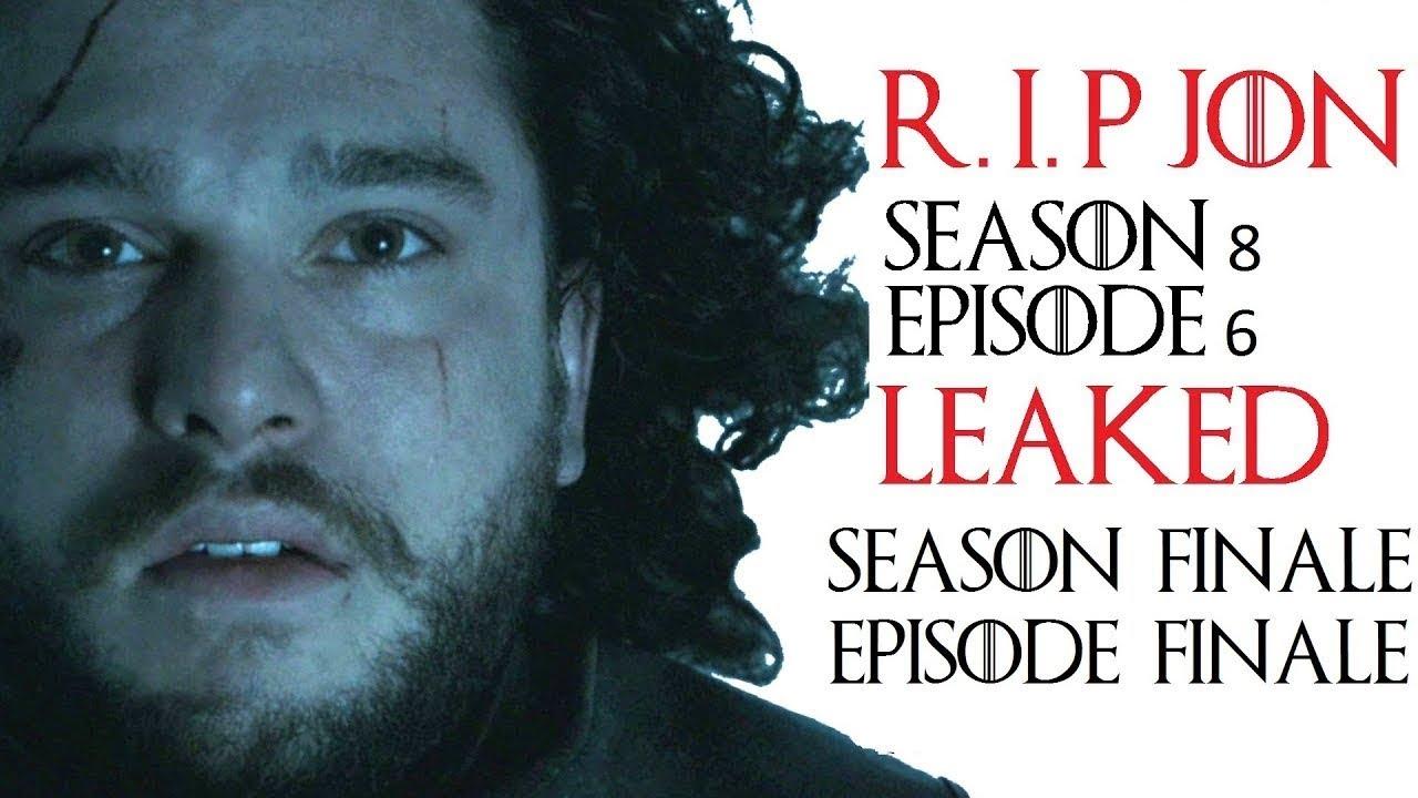 game of thrones season 8 episode 6 leaks freefolk