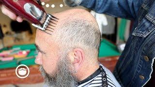 Video The Best Haircut for Balding Men | CxBB VIP download MP3, 3GP, MP4, WEBM, AVI, FLV Juli 2018