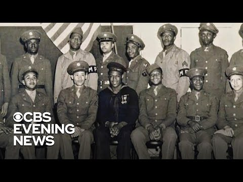 U.S. Navy Aircraft Named After African American WWII Hero
