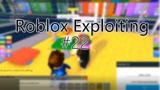 Roblox sfruttando #22 | Soffiando su Datari Online
