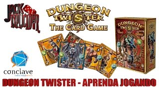 Jack Explicador - Dungeon Twister The Card Game