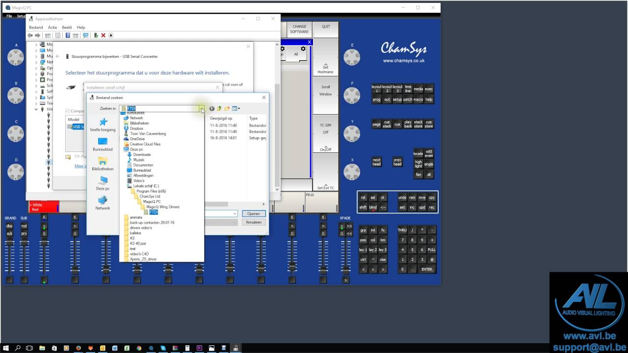 Chamsys Magicq Pc Wing Software Download - starneptun