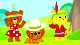 Das Bummi-Bummi-Lied in neuer Qualität | Kindermusik mit dem Bummi Bummi Bär