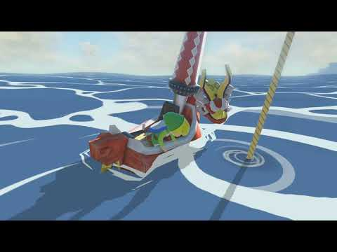 Let's Play Zelda: The Wind Waker HD [38] Treasure Hunting