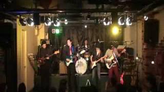 ベンチャーズメドレー 2009年1月31日 横浜ブルージェイにて.