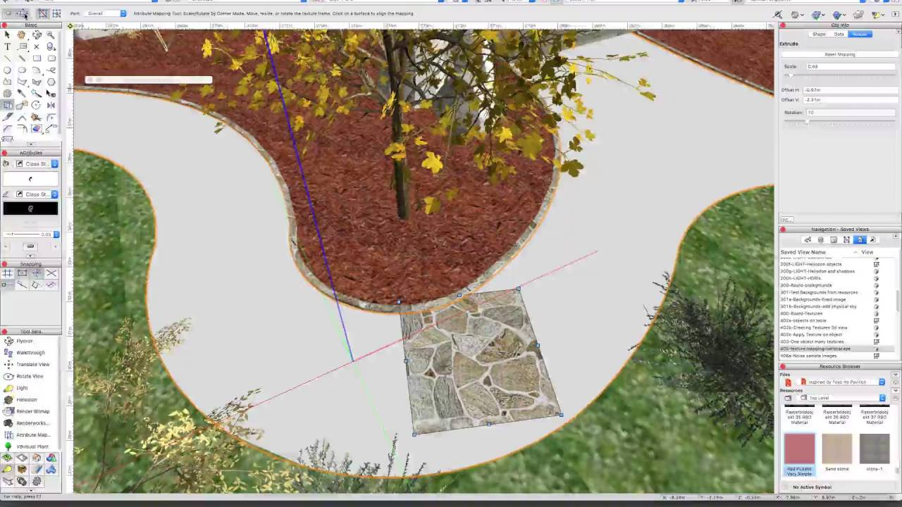 Rendering for Success - 07 - Texture Mapping