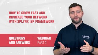 Splynx Webinar. Questions and Answers