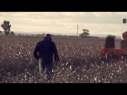 The Australian Cotton Story for the supply chain