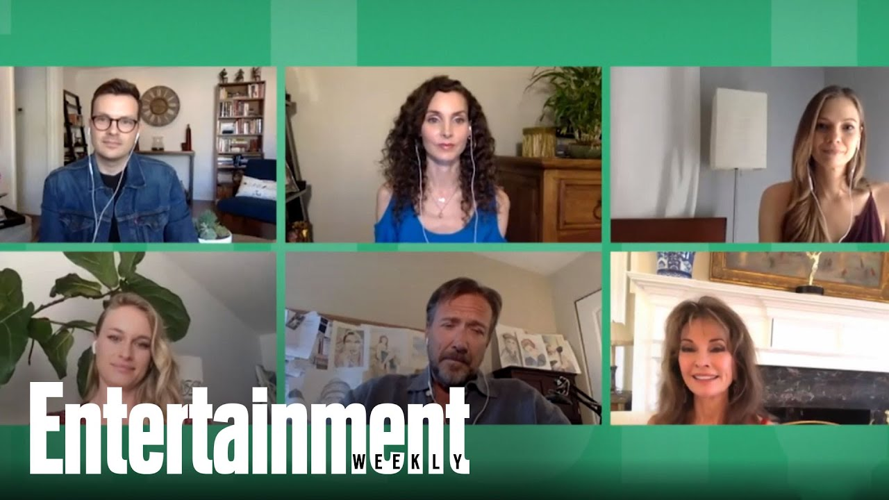 All My Children Reunion: Susan Lucci, Leven Rambin, Walt Willey, & More