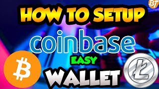🔵Coinbase wallet tutorial in (2018)-how to buy bitcoin, ethereum, litecoin-beginners guide crypto
