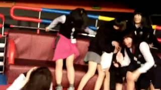 Repeat youtube video 여고생들의 디스코팡팡 ^^disco pangpang
