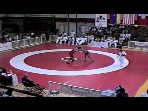 1999 Canada Cup: 130 kg Andrew Davidson (RSA) vs. Hiroyuki Obata (JPN)