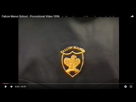 Falcon Manor School - Promotional Video 1996
