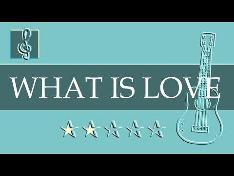 Ukulele & Guitar Duet - What is Love? - Twice 트와이스 (Sheet music - Guitar chords)