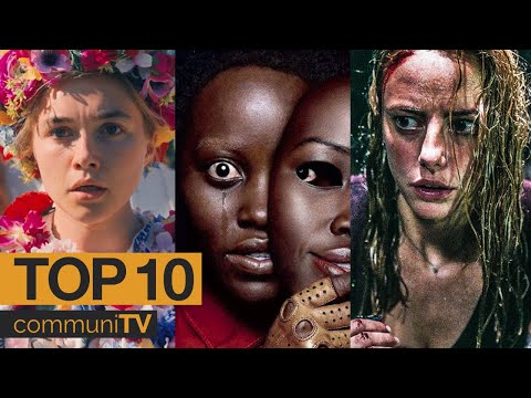 Top 10 Horror Movies of 2019