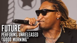 "Future Performs Unreleased Track ""Good Morning"" at SXSW 