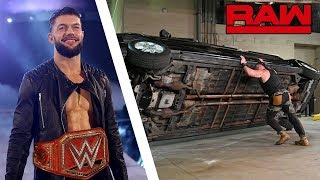 Huge Raw Takeaways - Lesnar vs Strowman CANCELLED!