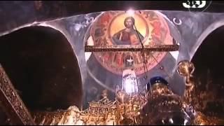 Монастырь Святого Иоанна Богослова.Остров Патмос. Греция