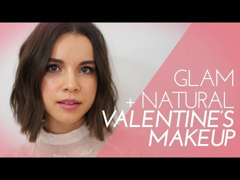 2 Makeup Looks for Valentine's Day