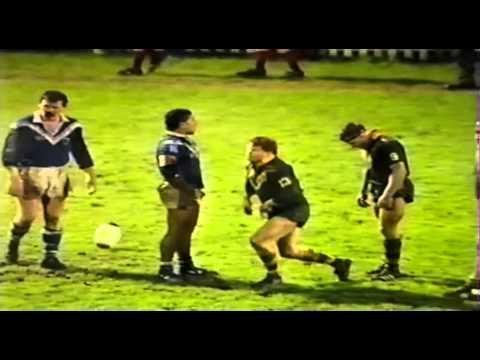 Auckland V Australia Rugby League 1989