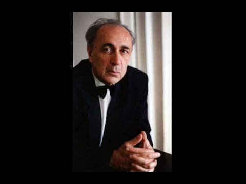 Naum Shtarkman talks & plays Beethoven, Schubert-Liszt, Franck - live 1998