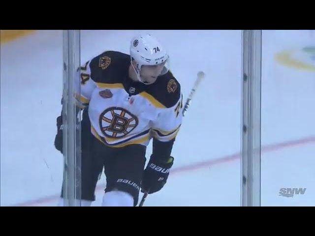 Watch the full shootout from Flames-Bruins in China
