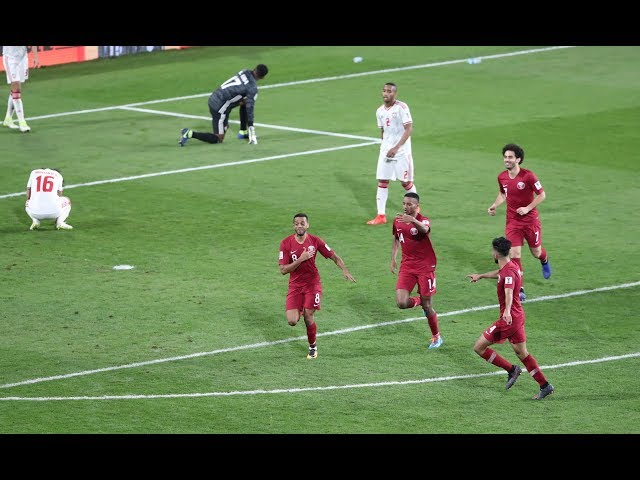 Qatar 4 UAE 0